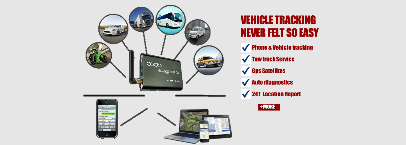Just Automobiole Vehicle Tracking System